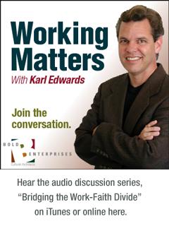 Bridging the Work-Faith Divide