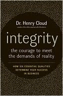 Integrity, by Henry Cloud